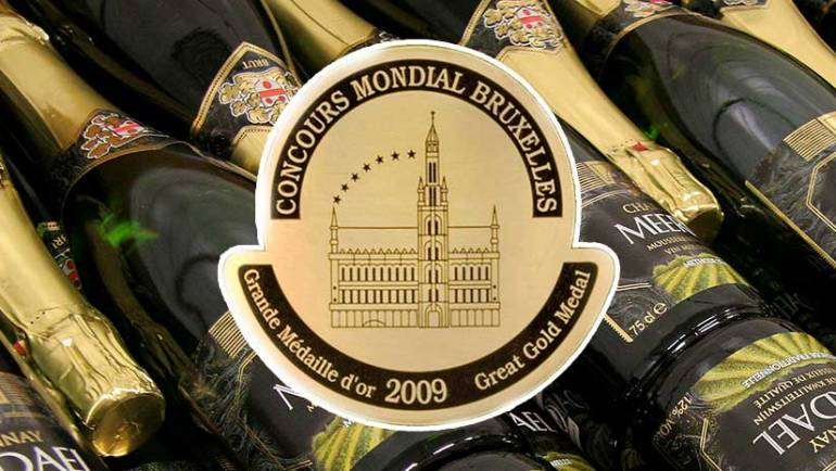 Great Gold Medal – Concours Mondial 2009